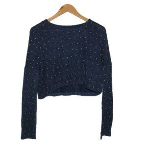 Umgee Long-sleeve Crop-top